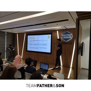 Daryl Koh | TeamFatherAndSon.com