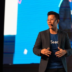 Kenneth Lou, Co-founder at Seedly