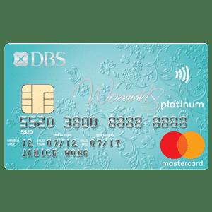 DBS Woman's Card