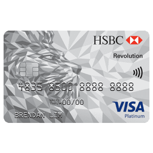 HSBC Revolution Card