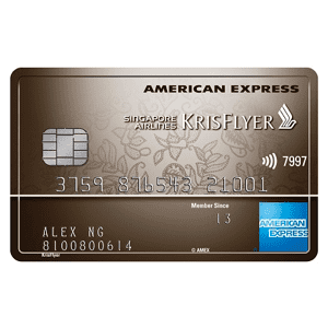 AMEX KrisFlyer Ascend Card