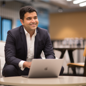 Dhruv Arora, Founder & Chief Executive Officer at Syfe