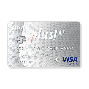 OCBC NTUC Plus! Visa Credit Card