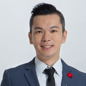 Zed Xiao, Financial Planner of the Year at Financial Planning Association of SG