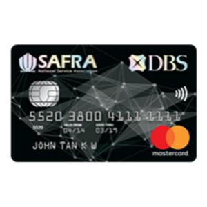 DBS Safra Card