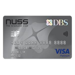 DBS NUSS Card