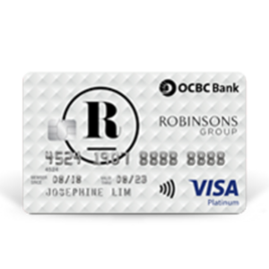 OCBC Robinsons Group Credit Card