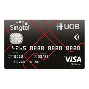 UOB Singtel Card