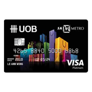UOB Metro Card
