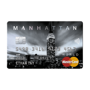 Standard Chartered Manhattan Platinum World Mastercard