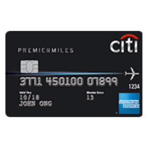 Citi PremierMiles American Express Card