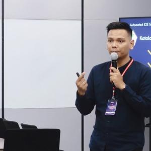 Kuncoro Wicaksono, Senior Developer at Sequis Life