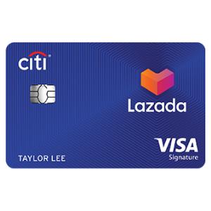 Citi Lazada Card