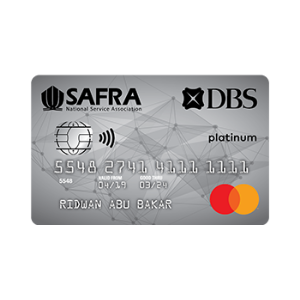 DBS SAFRA-DBS Debit Card