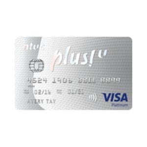 OCBC NTUC Plus! Visa Debit Card