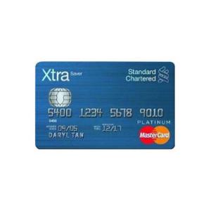 Standard Chartered XtraSaver Mastercard Debit Card