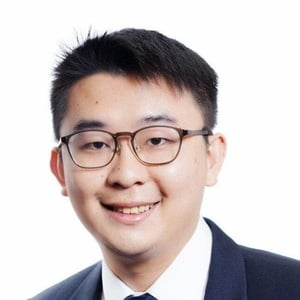 Nigel Tan, Senior Financial Planner (AFC) at Great Eastern Life