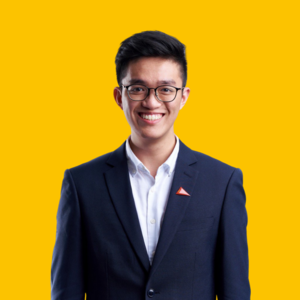 Kenric Tan, Financial Planner at Great Eastern Life