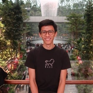 Jie Sheng, Seedly Student Ambassador 2020/21 at Seedly