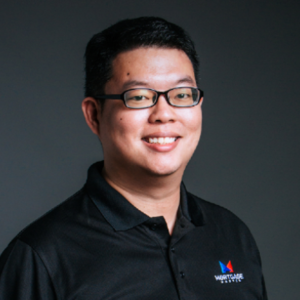 Peter Lin, Brand Comms Lead at Mortgage Master