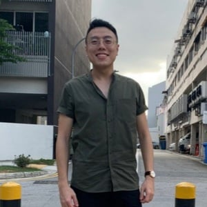 Gabriel, Undergraduate at National University of Singapore