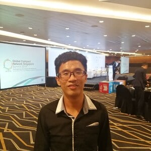 Alex Chua, Seedly student Ambassador 2020/21 at Seedly
