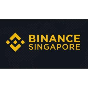 Binance Singapore Crypto Exchange