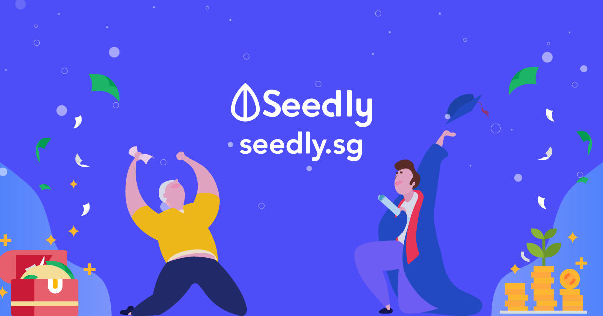 Seedly - Personal Finance Community & Free Expense Tracker